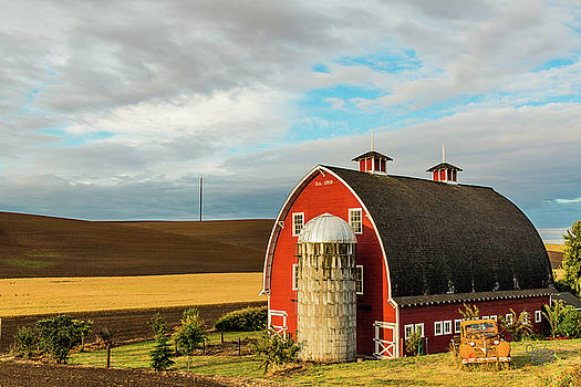 Palouse 28 by Claude Dalley