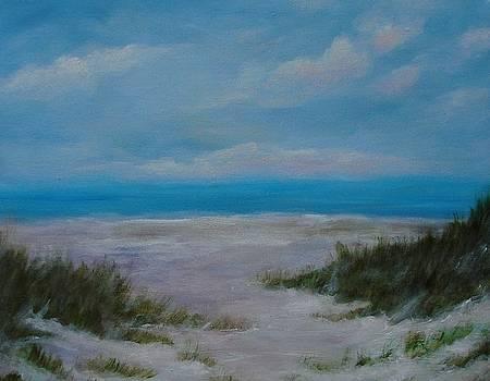 Panama City Beach I Colors of the  Gulf Coast by Phyllis OShields