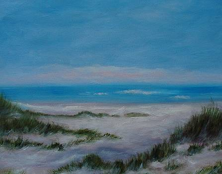 Panama City Beach III Colors of the  Gulf Coast by Phyllis OShields