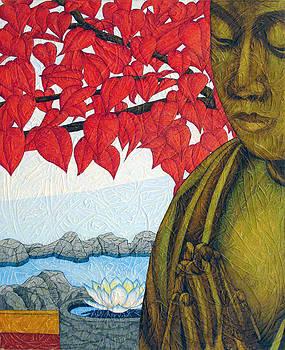 Panel 4 Dream Of The Sleeping Buddha by JVan