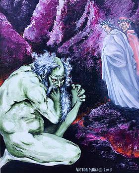 Pape Satan aleppe by Victor Minca