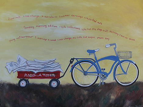 Paper Route by Karen Snider