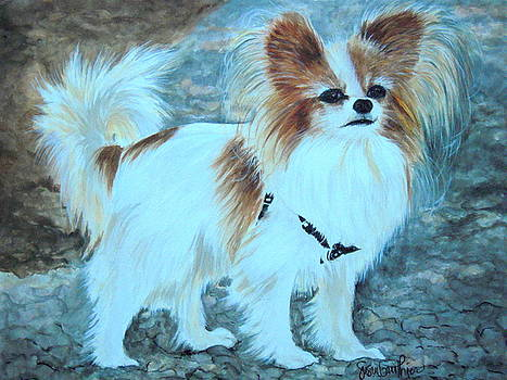Papillion by Susan Gauthier
