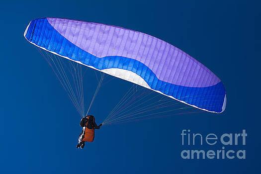 BERNARD JAUBERT - Paragliding