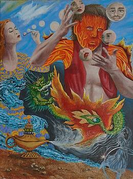 Parasomnia by Steve  Hester