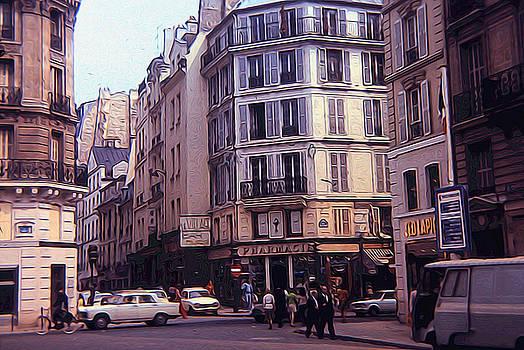 Cindy Boyd - Paris 1973