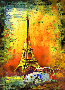 Miki De Goodaboom - Paris Authentic Madness