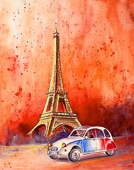 Miki De Goodaboom - Paris Authentic