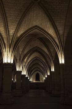 Paris Conciergerie Hallway by Andrew Soundarajan