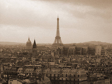 Paris of Yesteryear by Mark Currier