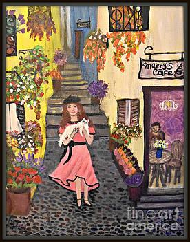 Paris Purr by Mindy Bench