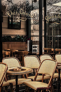 Paris Seating by Andrew Soundarajan