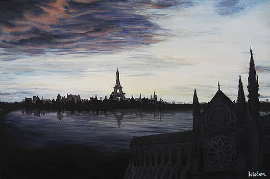 Paris Storm by Tylir Wisdom