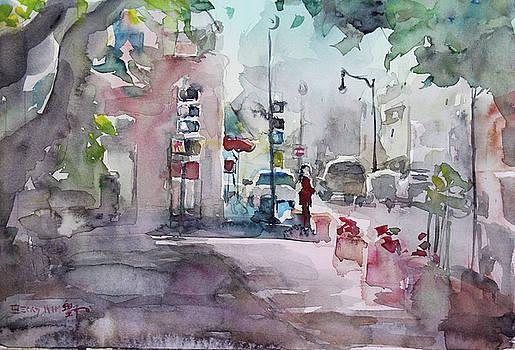 Park Avenue 2 by Becky Kim
