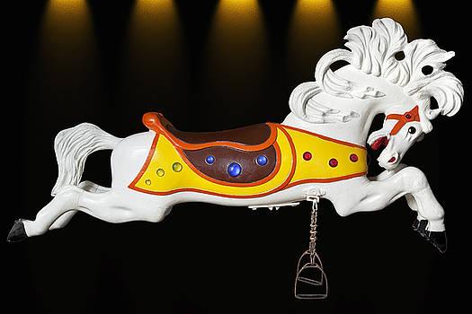 Kelley King - Parker Flying Carousel Horse 3