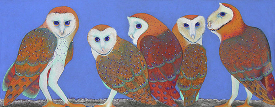 Parliament of Owls by Tracy L Teeter