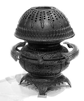 Parlor Dome Oil Heater by Dave Mills