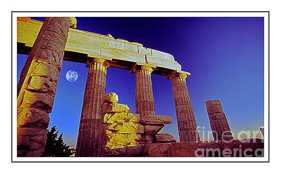 Parthenon ver 4 by Larry Mulvehill