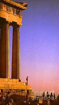 Parthenon ver 5 by Larry Mulvehill