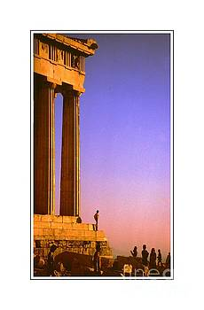 Parthenon ver 6 by Larry Mulvehill