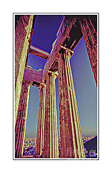 Parthenon ver 7 by Larry Mulvehill