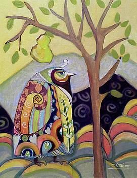 Partridge And A Pear Tree by Shane Guinn