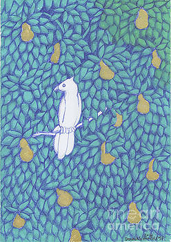 Partridge Pear Tree by Donna Huntriss