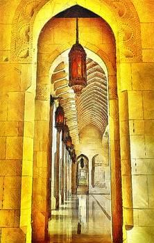 Passageway by Balram Panikkaserry