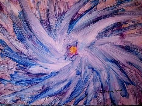 Passion Flower by B Kathleen Fannin
