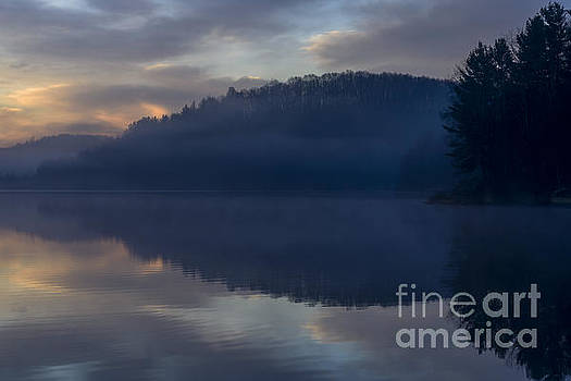 Pastel Dawn by Thomas R Fletcher