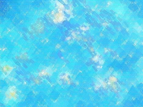 Pastel Paint Cloudcover by Skyler Tipton