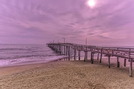 Pastel Sunrise by Jimmy McDonald