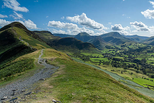 Path to Catbells by Stuart Gennery