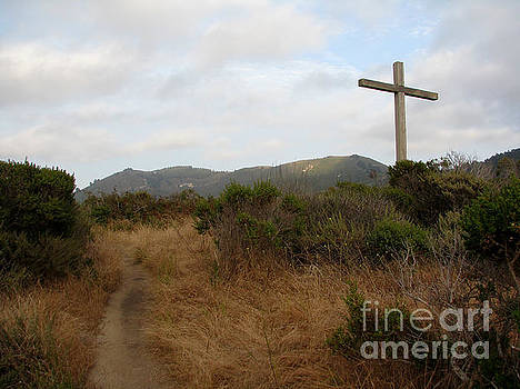 Path To The Cross by James B Toy