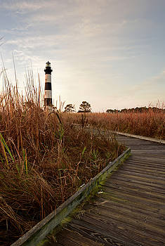 Pathway To Bodie Island by Jamie Pattison