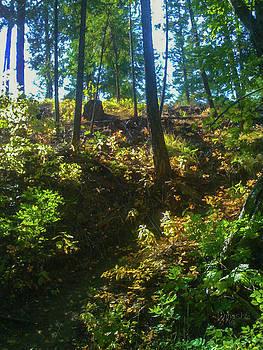 Omaste Witkowski - Pathway to Surrender Methow Valley Photography by Omashte
