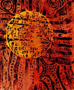 Patterns in the Sun by Wayne Potrafka