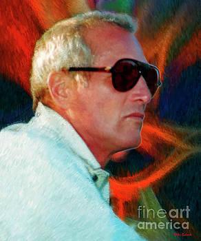Paul Newman by Blake Richards