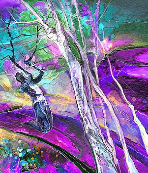 Miki De Goodaboom - Paul on The road to Damascus