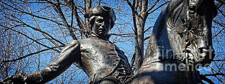 Paul Revere by Doc Braham