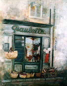 Paulette by Victoria Heryet