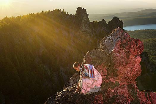 Paulina Peak by Christian Heeb