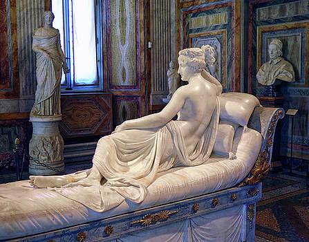Pauline Bonaparte by Dave Mills