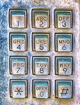 Pay Phone by LeeAnn McLaneGoetz McLaneGoetzStudioLLCcom