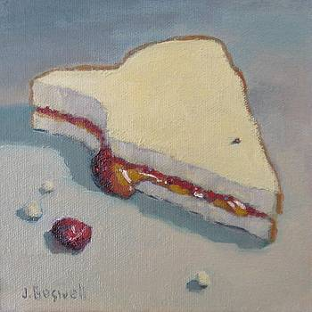 PB and J with Cumbs by Jennifer Boswell