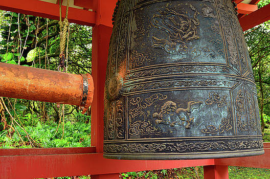 Peace Bell by James Kirkikis