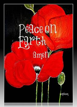 Peace on Earth by Kathy Othon