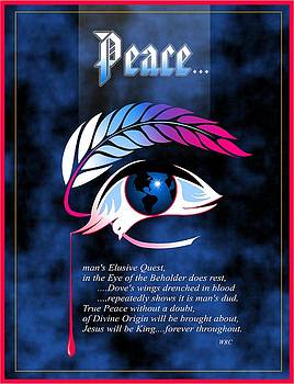 Peace by William R Clegg