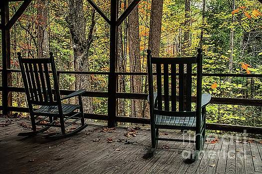 Peaceful Day by Debbie Green
