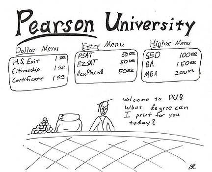 Pearson University by David S Reynolds